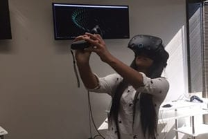 lab 300x201 - VR with HTC Vive