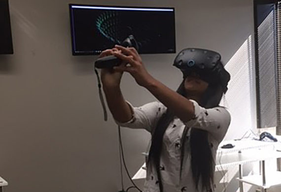 VR with HTC Vive