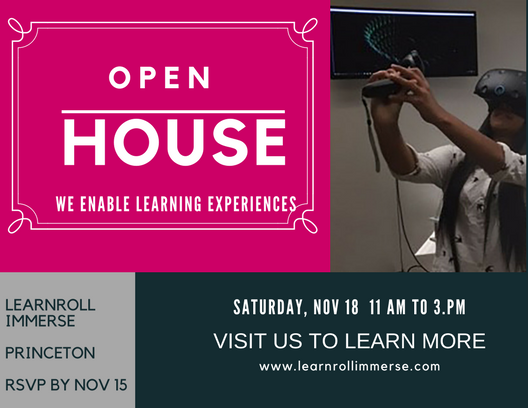 RSVP - Open house-Visit us to Learn more about us !