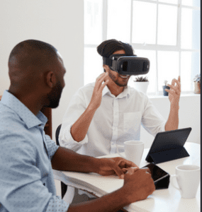 Immersive AR & VR COE Learning and Experience Center