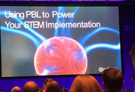 IMG 1190 570x390 - Learnroll Immerse Team attends ISTE 2018