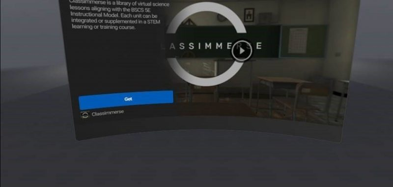 Classimmerse VR