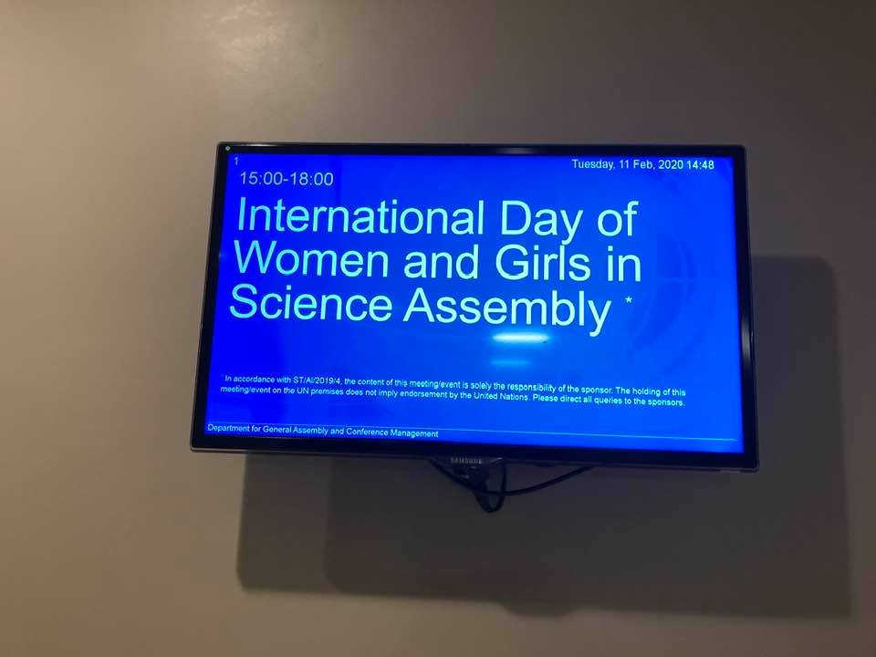 UN Science Assembly